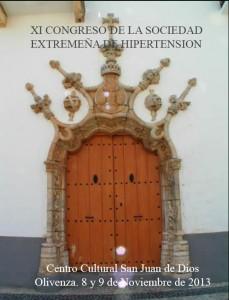 cartel_congreso_hipertension_olivenza